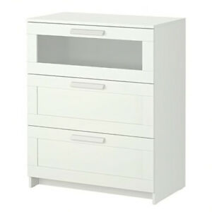 Ikea White Drawer / Dresser