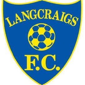 Lancraigs fc 2010s