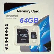 SDHC 64GB Class 10