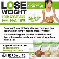 Herbalife Nutrition - 3 Day Trial