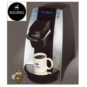 NEW KEURIG SINGLE CUP COFFEE MAKER B200 219089635 COMMERCIAL BREWING SYSTEM