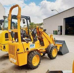 Mini Articulated Wheel Loader WCM HT35J,  FREE Grabble Maddington Gosnells Area Preview