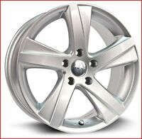 Roues (Mags) Hiver Akina argent 17'' 5-114.3 (lexus)