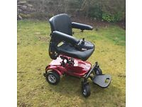 Rascal P321 Electric Wheelchair
