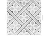 Mr Jones Charcoal tiles - Laura Ashley