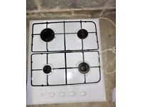 Gas hob as on the picture