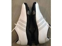 Adidas golf shoes worn once for <2 hours UK10