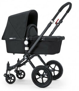 Bugaboo Chameleon III All Black Special Edition!