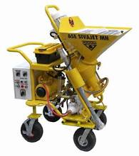 Portable Sivajet Mixing and Spraying Pump with Swivel Wheels Clovelly Park Marion Area Preview
