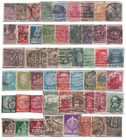 Ein Ratgeber über Lots und Briefmarken-Sammlungen der Alliierten Besetzung Deutschlands