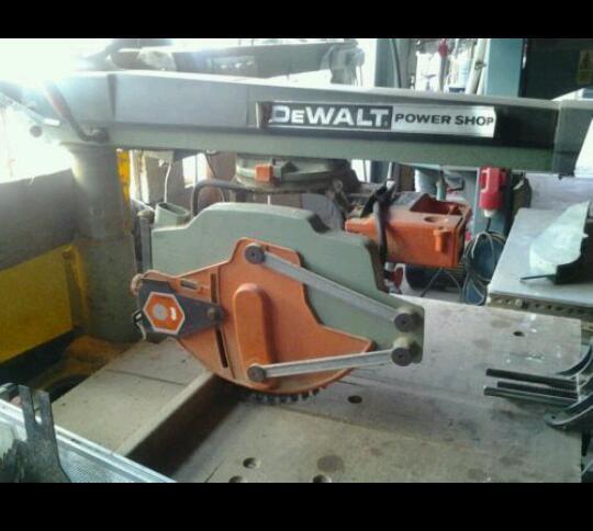 Dewalt Radial Arm Saw In Ipswich Suffolk Gumtree