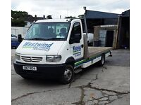 Renault Flat Bed 16ft Truck / Lorry