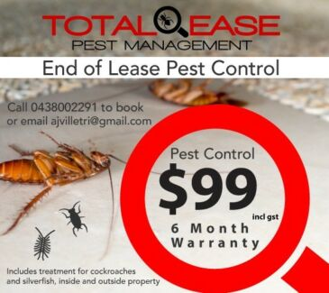 Total Ease Pest Control
