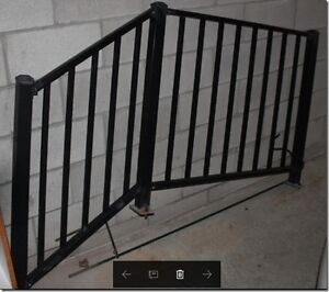 Outdoor Aluminum Railing for porch/stairs