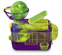 Extreme Challenge Hamster Cage