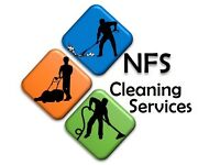 NFS CLEANING SERVICES- GARDENING, DRIVEWAYS, CARPETS & MORE