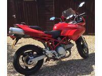 Ducati Multistrada 620 RED
