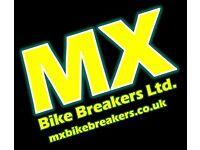 Motocross bikes wanted CR 125 250, CRF, YZ, YZF, KX, KTM