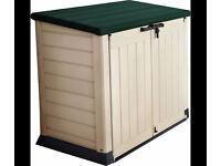 NEW keter store it out shed
