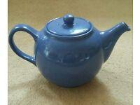 Classic Blue Teapot