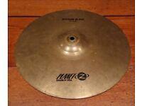 Zildjian planet z bottom hi hat cymbal