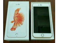 Iphone 6s new 16gb rose gold