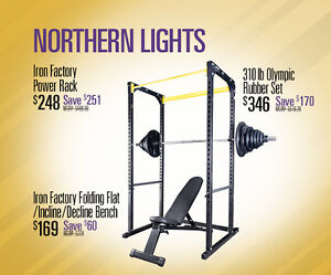Commercial Grade Strength Equipment Made In Canada!!!