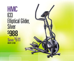 Top Name Brand  Ellipticals @  Londons #1 Fitness Super Store!!!