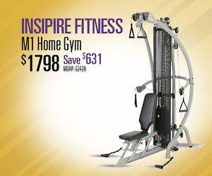 Inspire Functional Trainers FT1, FT2, M1,M2,M3 On Sale In Stock!