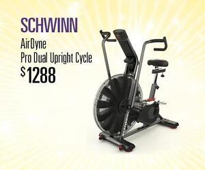 AirDyne Pro Dual Upright Cycle Schwinn SHADPR111446