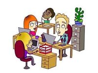 Office Administrator needed.