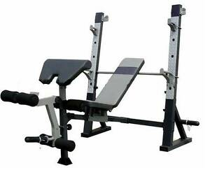 Bench Press Squat Rack Combo Gym Fitness Gumtree Australia Free Local Classifieds
