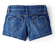 Mini Boden 6 Girls Shorts