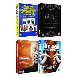 DVD & BlueRay Box Sets From Only £9.99