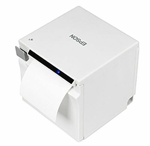 Epson TM-m30 Single-station Thermal Receipt Printer, USB + Ethernet + Bluetooth,