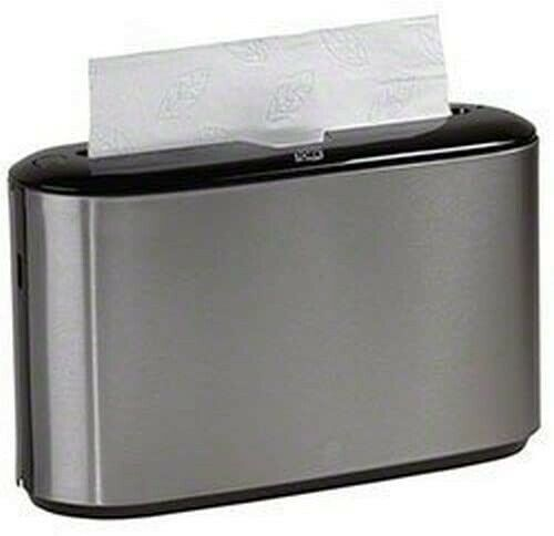 Xpress Countertop Multifold Hand Towel Dispenser Stainless Steel 302030