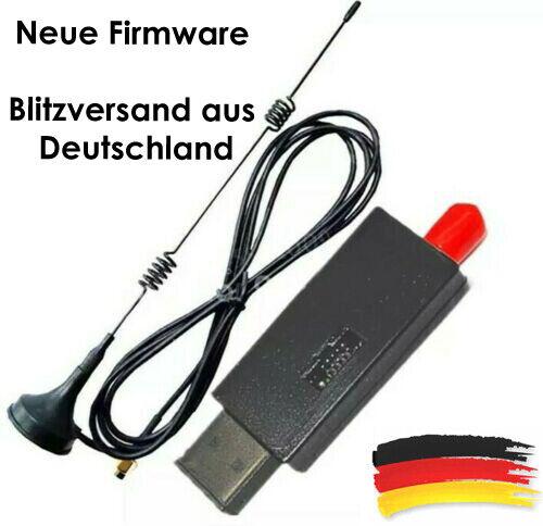 CC2531 ZigBee USB-Sick zigbee2mqtt ioBroker FHEM Magnet Antenne 8dbi + Gehäuse
