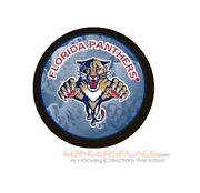 Florida Panthers Puck