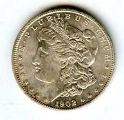 1902 O Morgan Silver Dollar