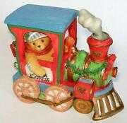 Cherished Teddies Train