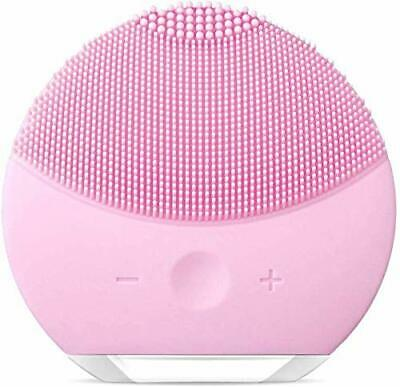 Cepillo de Limpieza Facial, Masajeador Facial y Dispositivo de Cuidado (Rosa4) segunda mano  Madrid