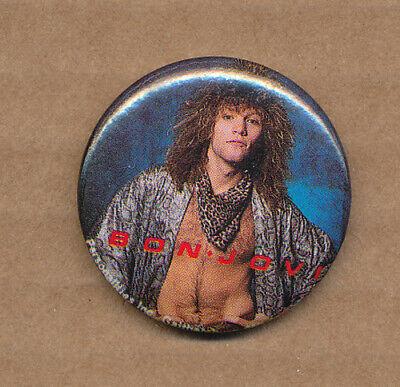 Used, Bon Jovi RARE vintage button set  for sale  Shipping to India