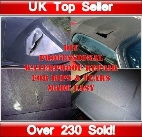 Convertible Roof Repair Ebay