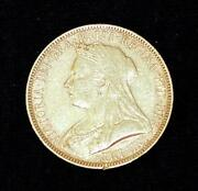 Gold Sovereign Victoria