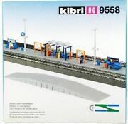 Kibri Bahnsteig