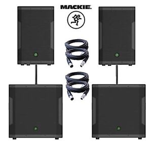 Mackie Power Pack 1, Black Friday- Mon Deals save 10-15% off.