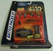Star Wars Micro Machines Battle Packs