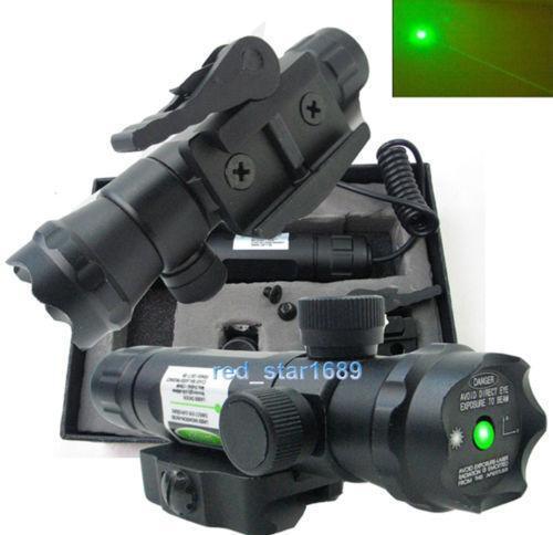 Green Laser Scope Ebay