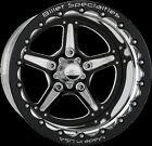 Billet Specialties 15x8 Racing Wheels Wheels