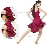Latin Salsa Ballroom Dance Dress